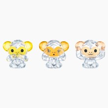 Swarovski Three Wise Monkeys