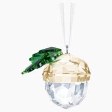 Swarovski Acorn Ornament