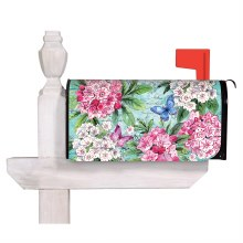 Mountain Laurel Mailbox Cover