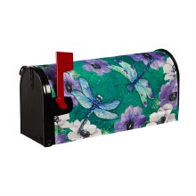 Dragonflies Mailbox Cover