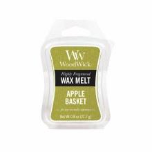 Woodwick Mini Wax Melt Apple Basket