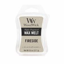 Woodwick Mini Wax Melt Fireside