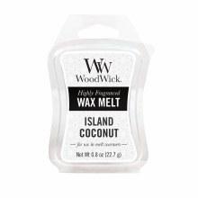 Woodwick Mini Wax Melt Island Coconu