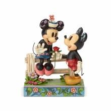 Jim Shore Mickey & Minnie
