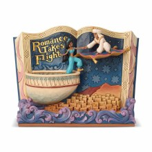 Jim Shore Aladdin Storybook