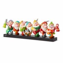 DSBRT Seven Dwarfs on Log