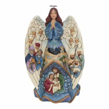 Jim Shoere LIGHTED ANGEL