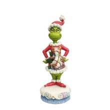 JS Grinch Fig Grinch as Santa