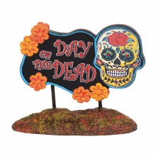 CPHVL DAY OF THE DEAD SIGN
