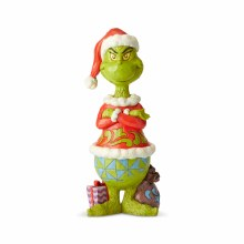 JSGRI Statue Grinch With Arms