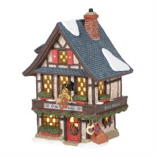 Department 56 Oma's Bakery