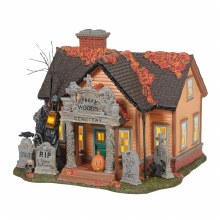 Department 56 The Cemetery House