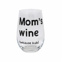 MOM'S WINE GLASS