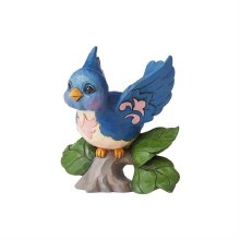 Jim Shore Mini Bluebird