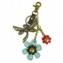 Charming Key Chain   Dragonfly