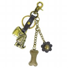 Charming Key Chain  DOG