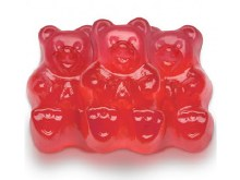 Fresh Strawberry Gummi Bears