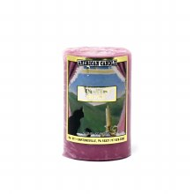 American Candle Country Home Mauve 2x3