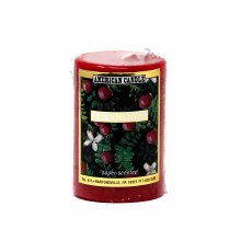 American Candle Cranberry 2x3 Pillar Candle