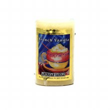 American Candle French Vanilla 2x3