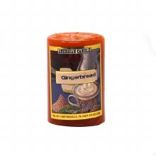 American Candle Gingerbread 2x3 Pillar Candle