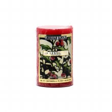 American Candle Hollyberry 2x3 Pillar Candle