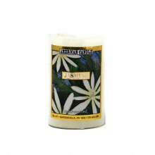 American Candle Jasmine 2x3 Pillar Candle