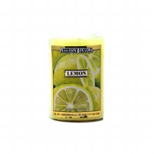 American Candle Lemon 2x3 Pillar Candle