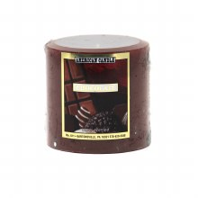 American Candle Chocolate 3x3 Pillar Candle