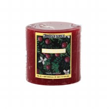 American Candle Cranberry 3x3 Pillar Candle