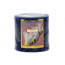 American Candle Freesia 3x3 Pillar Candle
