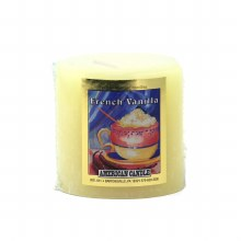 American Candle French Vanilla 3x3