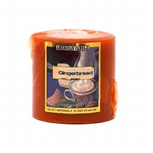American Candle Gingerbread 3x3 Pillar Candle