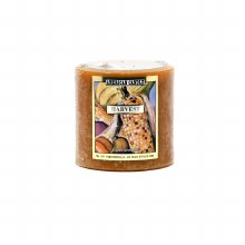 American Candle Harvest 3x3 Pillar Candle