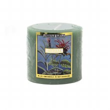 American Candle Herbal 3x3 Pillar Candle