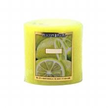 American Candle Lemon 3x3 Pillar Candle