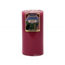 American Candle Country Home Mauve 3X6