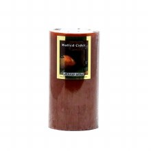 American Candle Mulled Cider 3X6 Pillar Candle