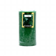 American Candle Pine Green 3X6 Pillar Candle