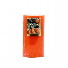 American Candle Pumpkin 3X6 Pillar Candle