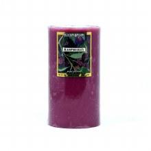 American Candle Raspberry 3X6 Pillar Candle