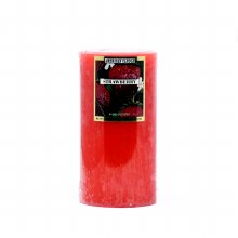 American Candle Strawberry 3X6 Pillar Candle