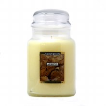 American Candle Almond 22 OZ Jar Candle