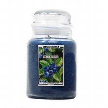 American Candle Blueberry 22 OZ Jar Candle