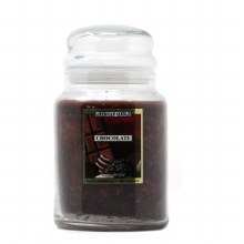 American Candle Chocolate 22 OZ Jar Candle