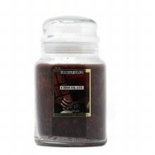 American Candle Chocolate 22 OZ Jar Candle