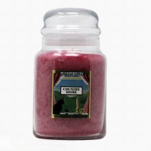 American Candle Country Home Mauve 22 OZ Jar
