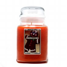 American Candle Gingerbread 22 OZ Jar Candle