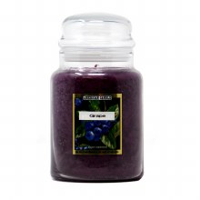 American Candle Grape 22 OZ Jar Candle
