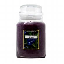 American Candle Grape 22 OZ Jar Candle